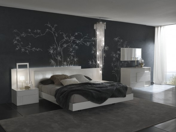 Decorations Modern Bedroom (12)