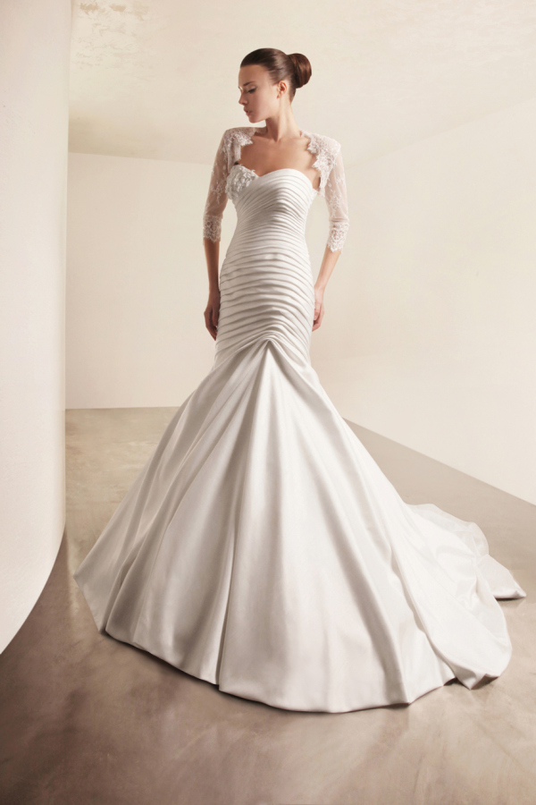 George Hobeika collection of wedding dresses for 2013  (1)