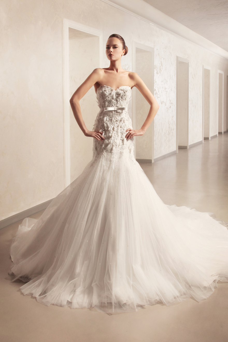 George Hobeika collection of wedding dresses for 2013  (14)