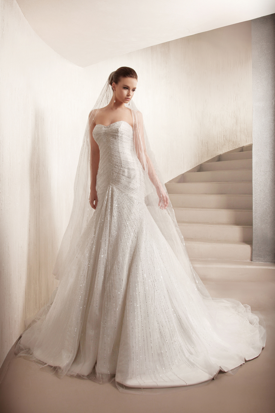 George Hobeika collection of wedding dresses for 2013  (3)
