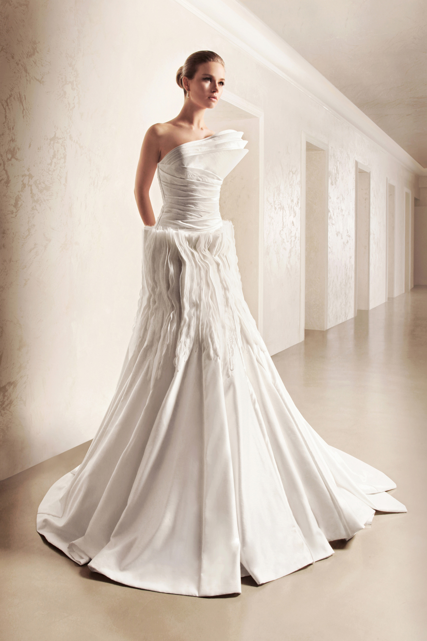 George Hobeika collection of wedding dresses for 2013  (5)