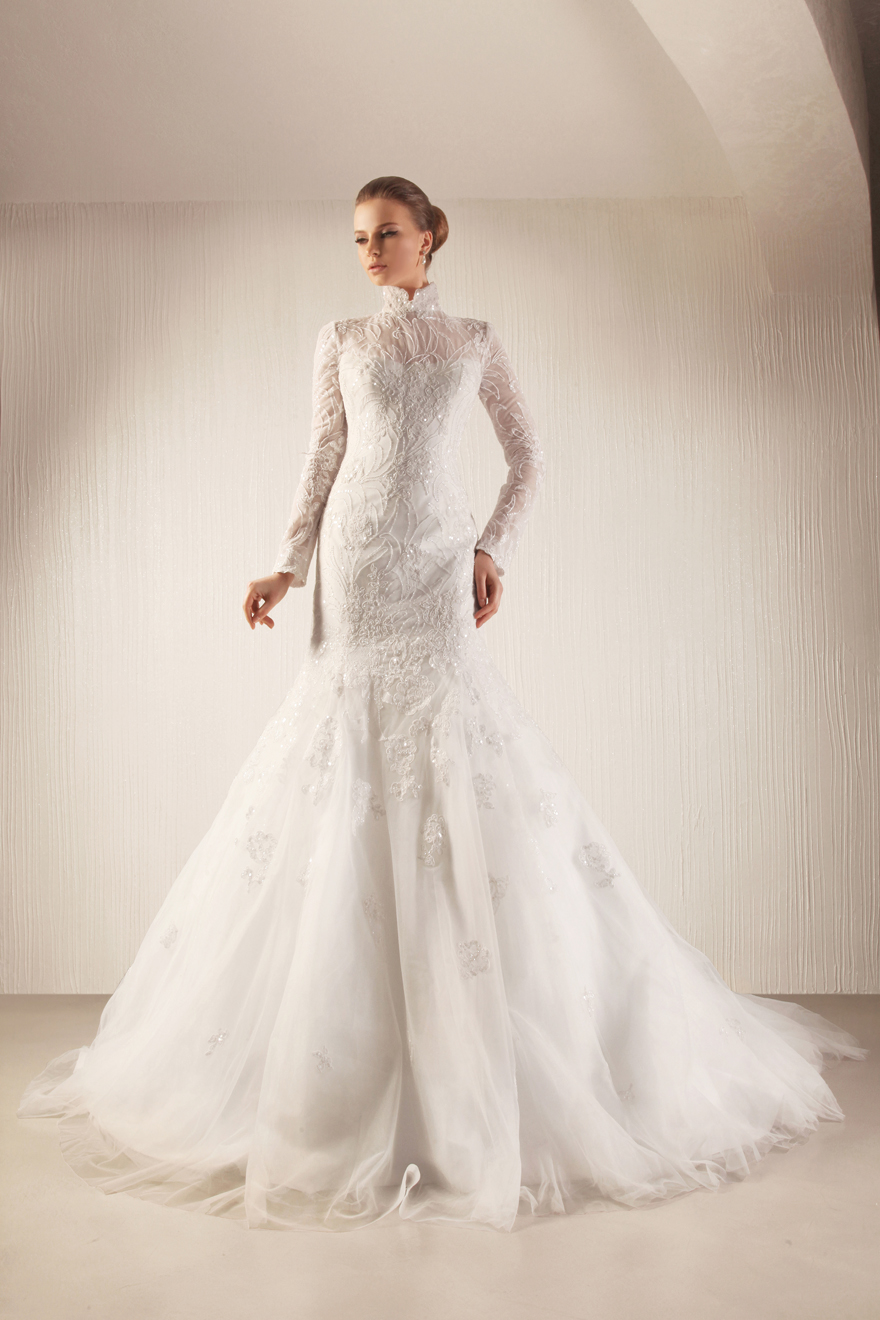 George Hobeika collection of wedding dresses for 2013  (6)