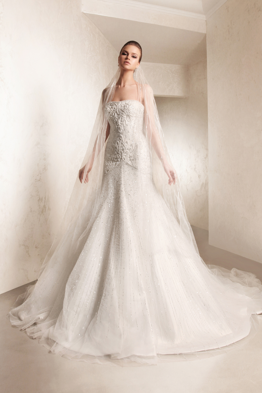 George Hobeika collection of wedding dresses for 2013  (8)
