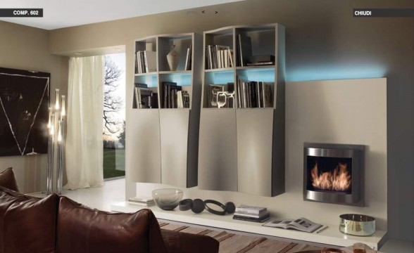 Italian decorations for modern living rooms (19)