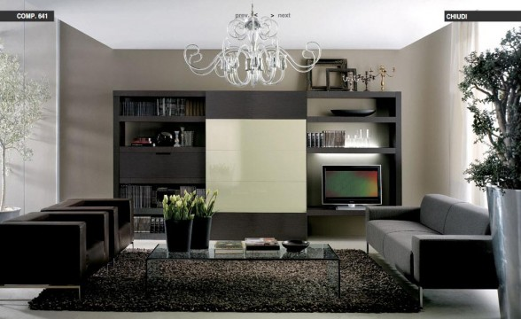 Italian decorations for modern living rooms (4)