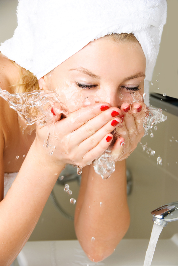 oily skin cleansing