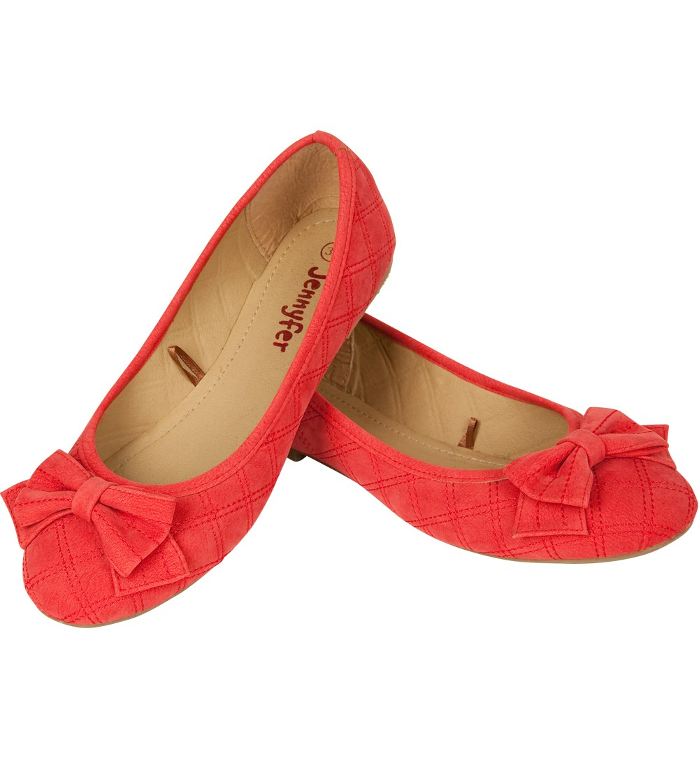 red coral Ballerina