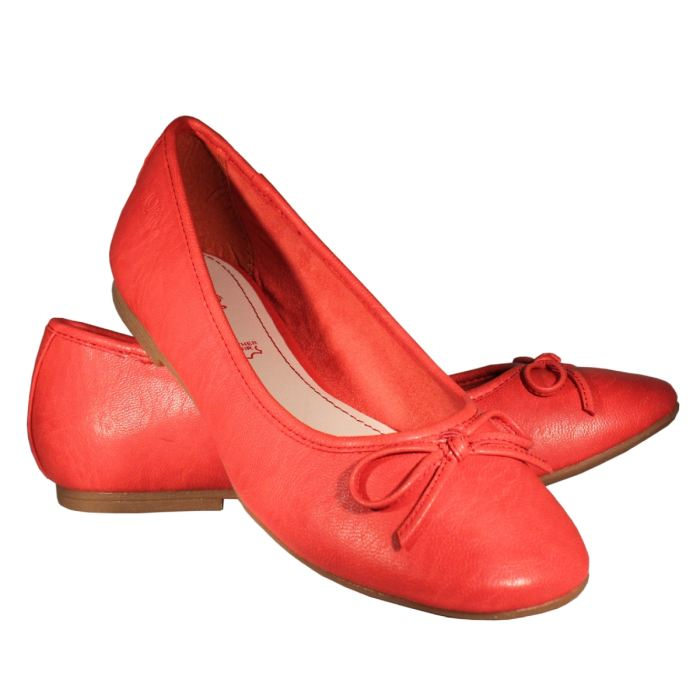 red coral Ballerina11