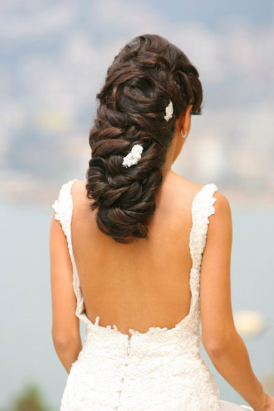 Beautiful bride Hairstyles for 2013 (1)