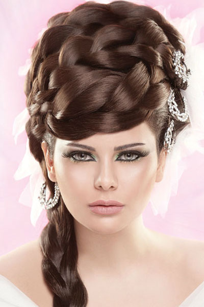 Beautiful bride Hairstyles for 2013 (10)