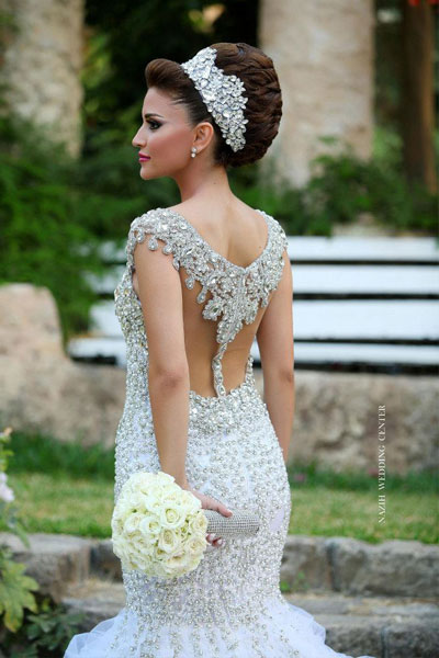 Beautiful bride Hairstyles for 2013 (2)