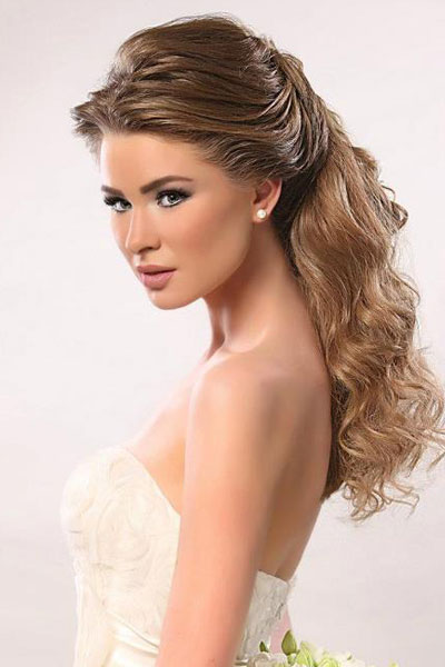 Beautiful bride Hairstyles for 2013 (6)