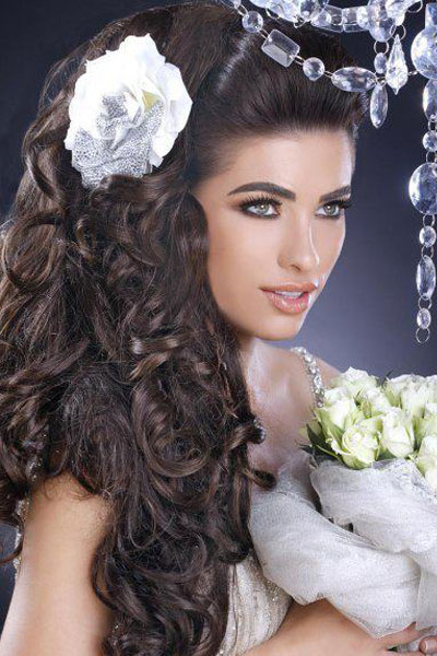 Beautiful bride Hairstyles for 2013 (7)
