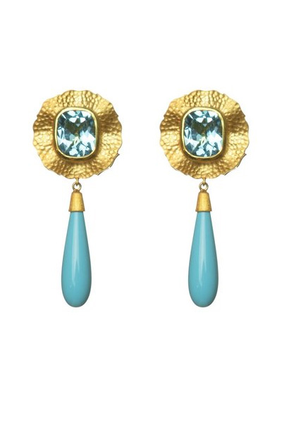 Blue turquoise jewelry (1)