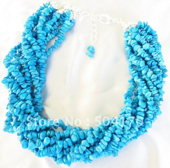 Blue turquoise jewelry (10)