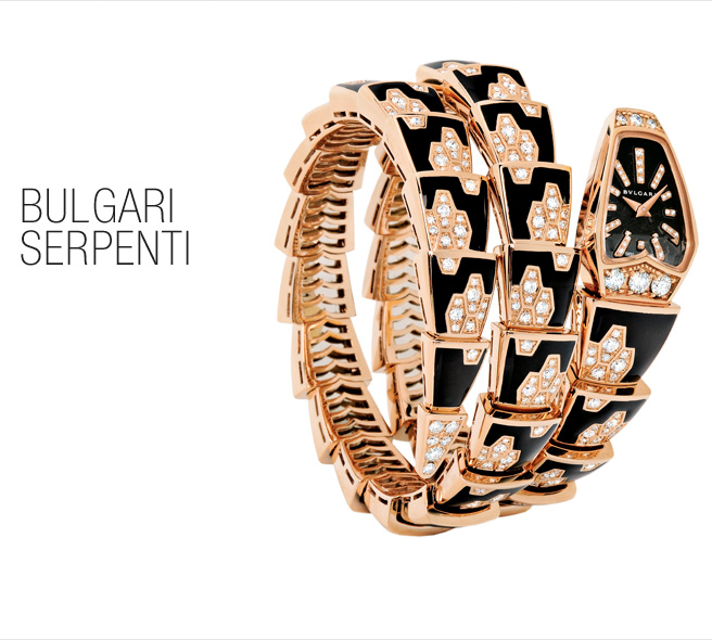 Bulgari serpenti watchs3