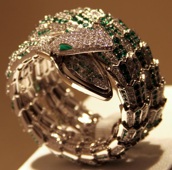 Bulgari serpenti watchs5