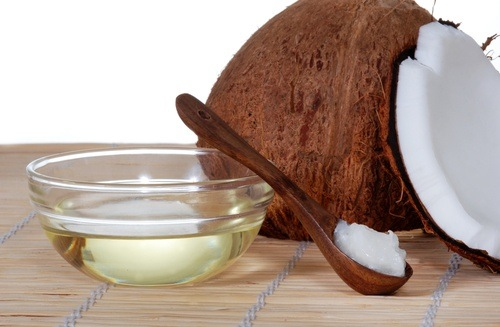 Coconut and sugar to eliminate facial wrinkles