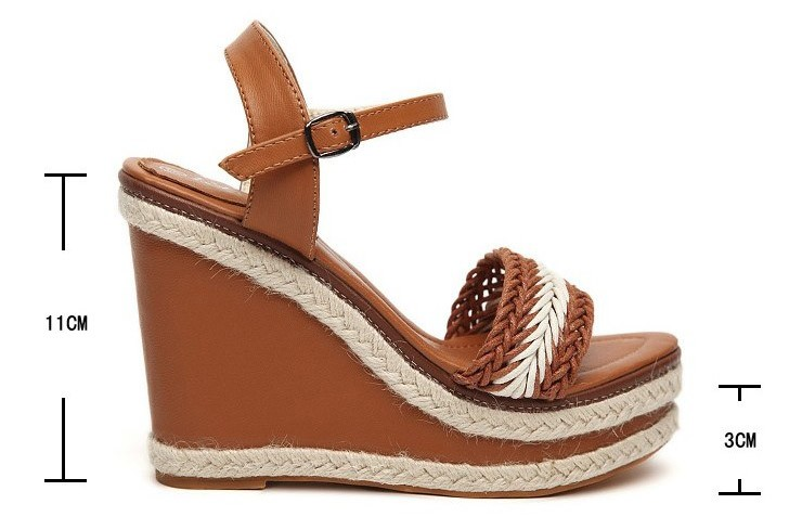 Wedge shoes10