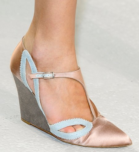 the trends Fashion Shoes summer of 2013-15