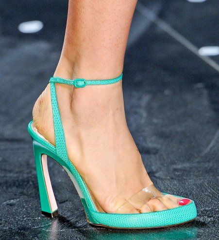 the trends Fashion Shoes summer of 2013-16
