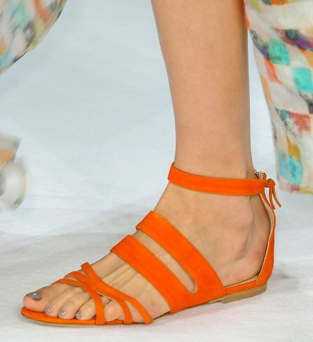 the trends Fashion Shoes summer of 2013-17