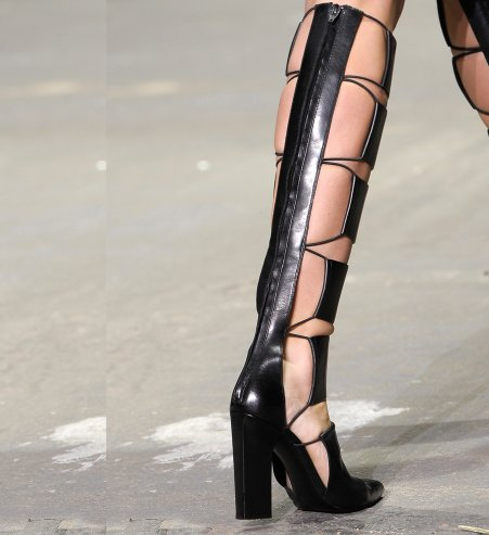 the trends Fashion Shoes summer of 2013-4