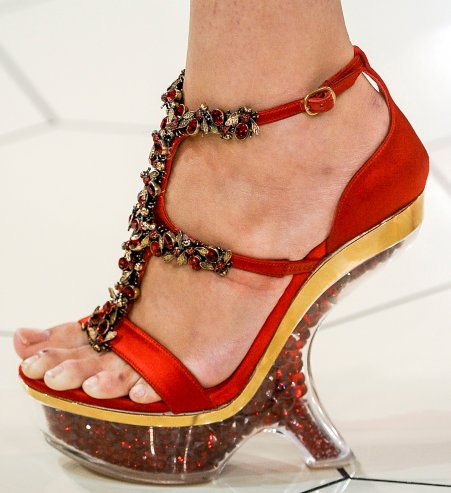 the trends Fashion Shoes summer of 2013-9