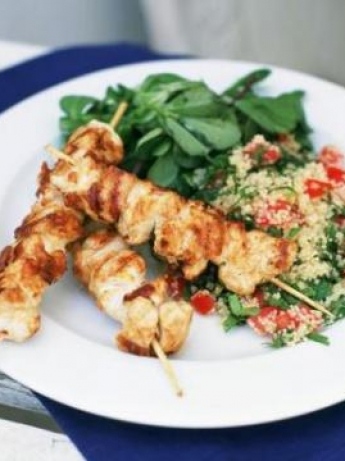 Couscous with blinds Tawook