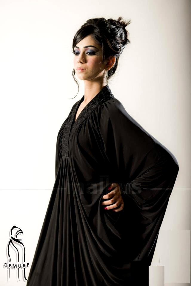 Demure Abaya Collection 2013 For Women By Malbus (10)