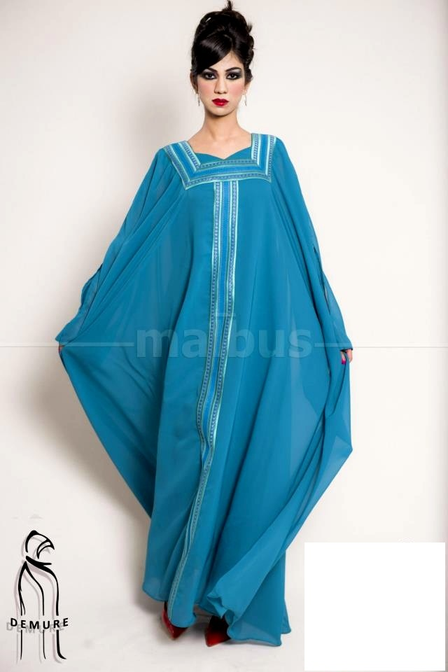 Demure Abaya Collection 2013 For Women By Malbus (11)