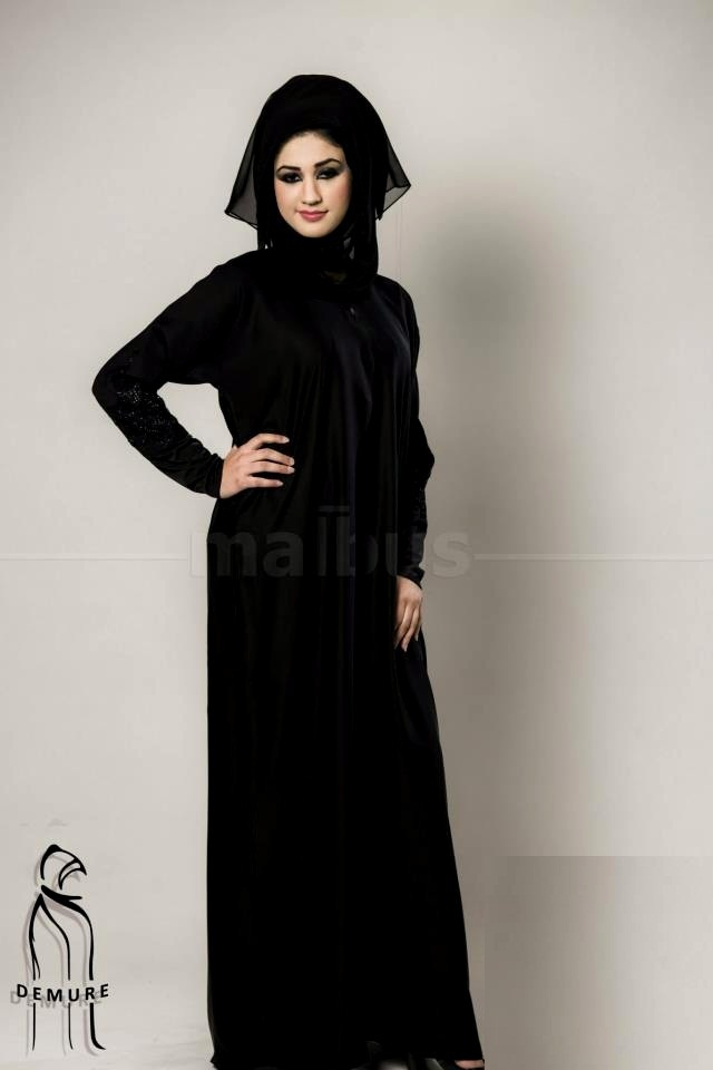 Demure Abaya Collection 2013 For Women By Malbus (12)