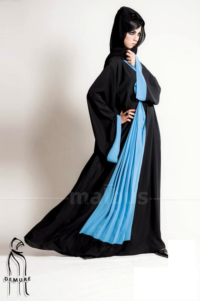 Demure Abaya Collection 2013 For Women By Malbus (13)