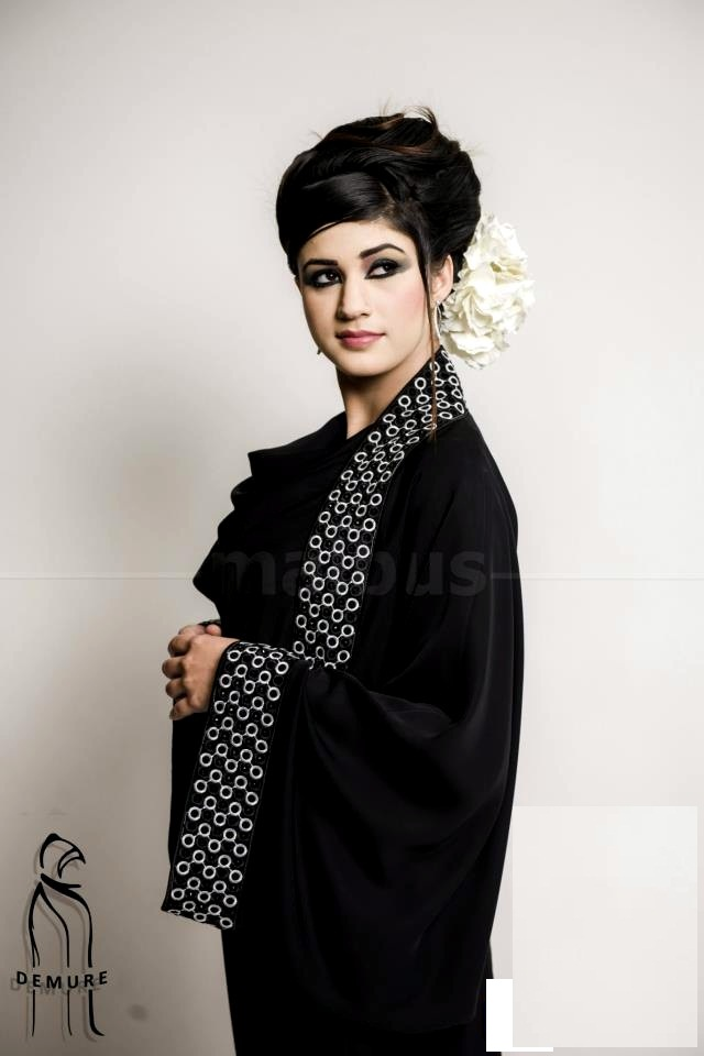 Demure Abaya Collection 2013 For Women By Malbus (14)