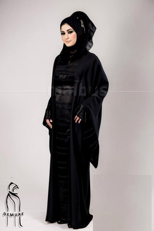 Demure Abaya Collection 2013 For Women By Malbus (3)