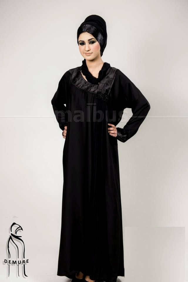 Demure Abaya Collection 2013 For Women By Malbus (4)