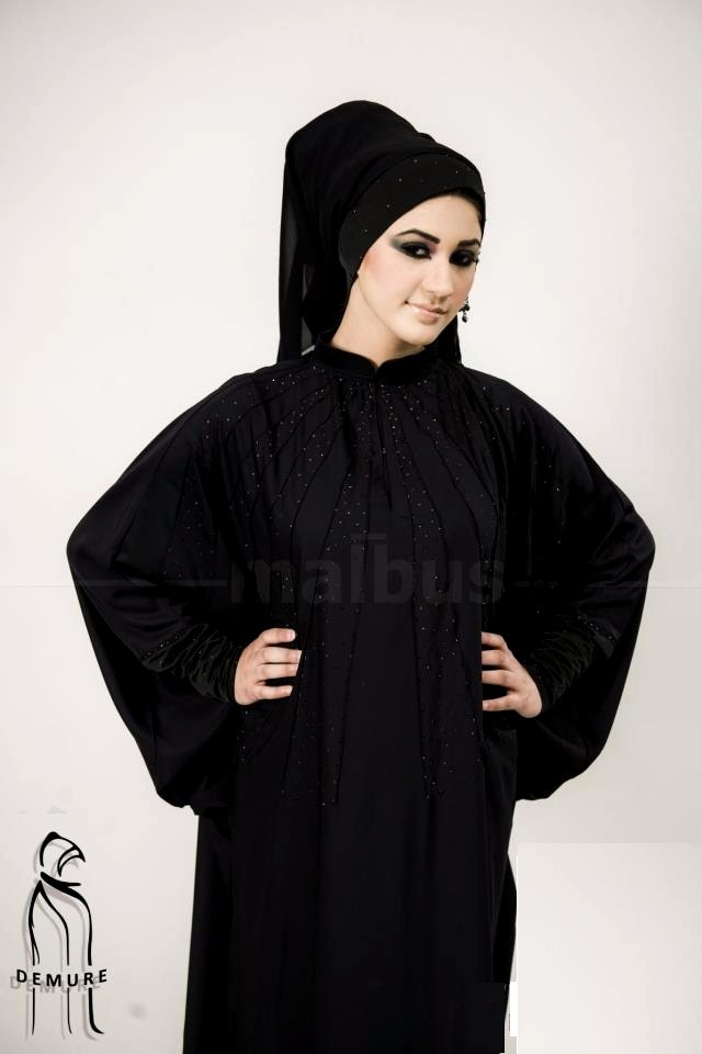 Demure Abaya Collection 2013 For Women By Malbus (5)