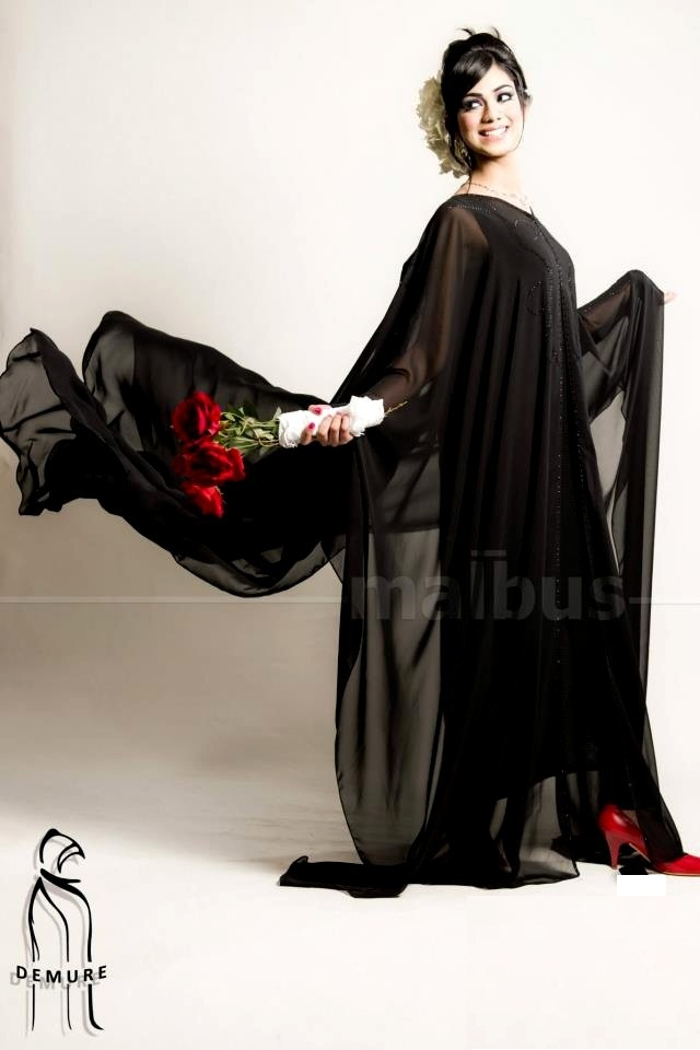 Demure Abaya Collection 2013 For Women By Malbus (6)
