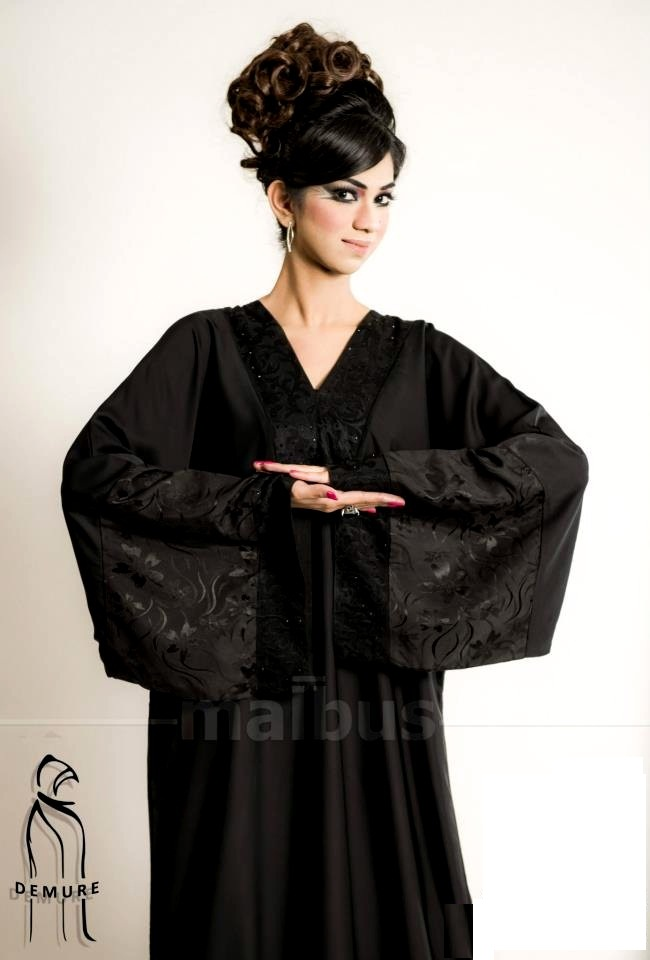 Demure Abaya Collection 2013 For Women By Malbus (8)