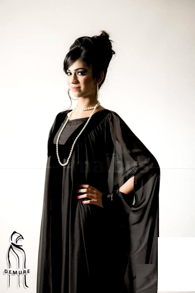 Demure Abaya Collection 2013 For Women By Malbus (9)