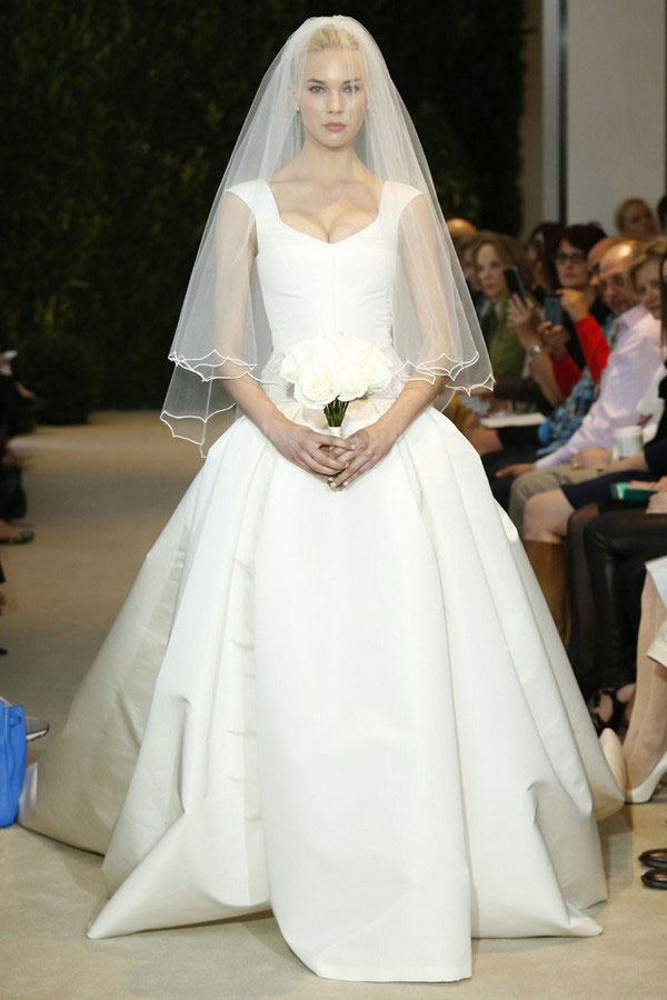 Carolina Herrera bridal collection for spring-summer 2014 (14)