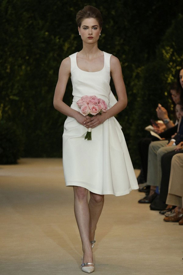 Carolina Herrera bridal collection for spring-summer 2014 (16)