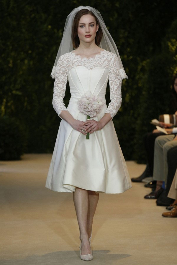 Carolina Herrera bridal collection for spring-summer 2014 (17)