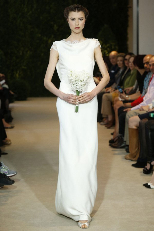 Carolina Herrera bridal collection for spring-summer 2014 (23)