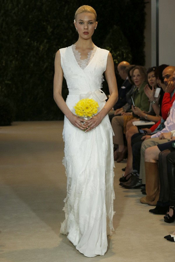 Carolina Herrera bridal collection for spring-summer 2014 (24)