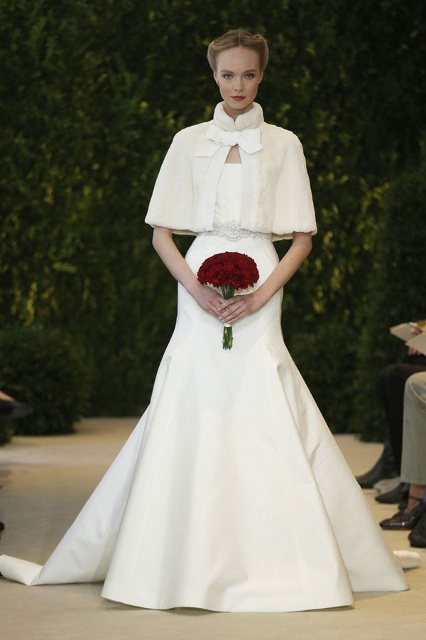 Carolina Herrera bridal collection for spring-summer 2014 (25)