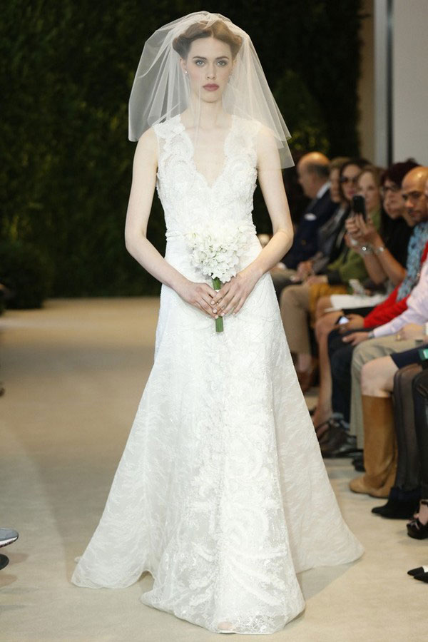 Carolina Herrera bridal collection for spring-summer 2014 (28)