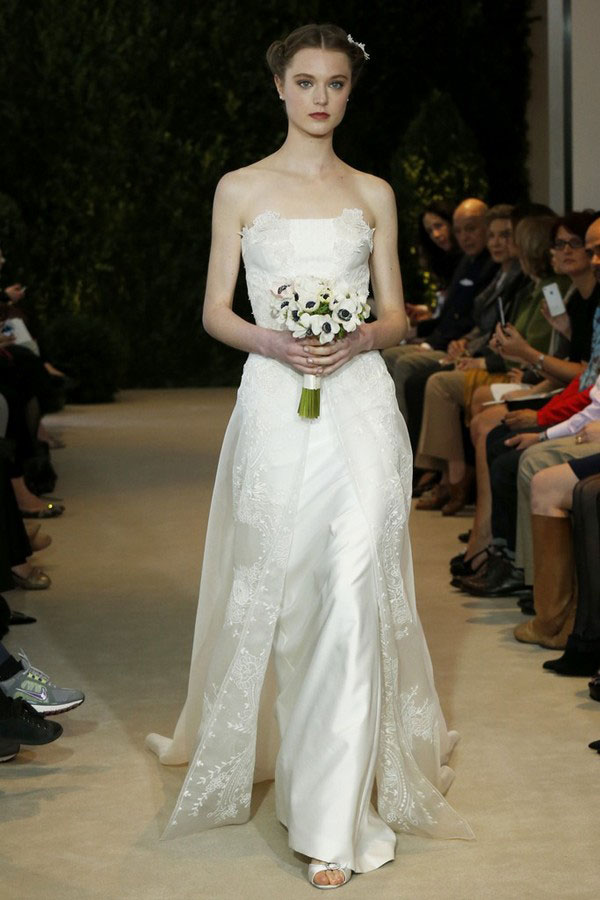 Carolina Herrera bridal collection for spring-summer 2014 (29)