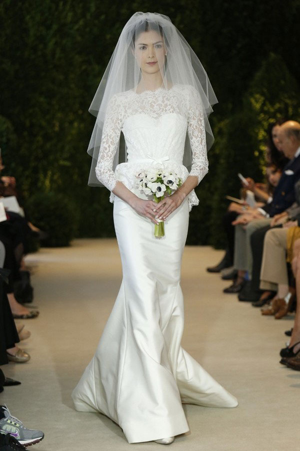 Carolina Herrera bridal collection for spring-summer 2014 (3)