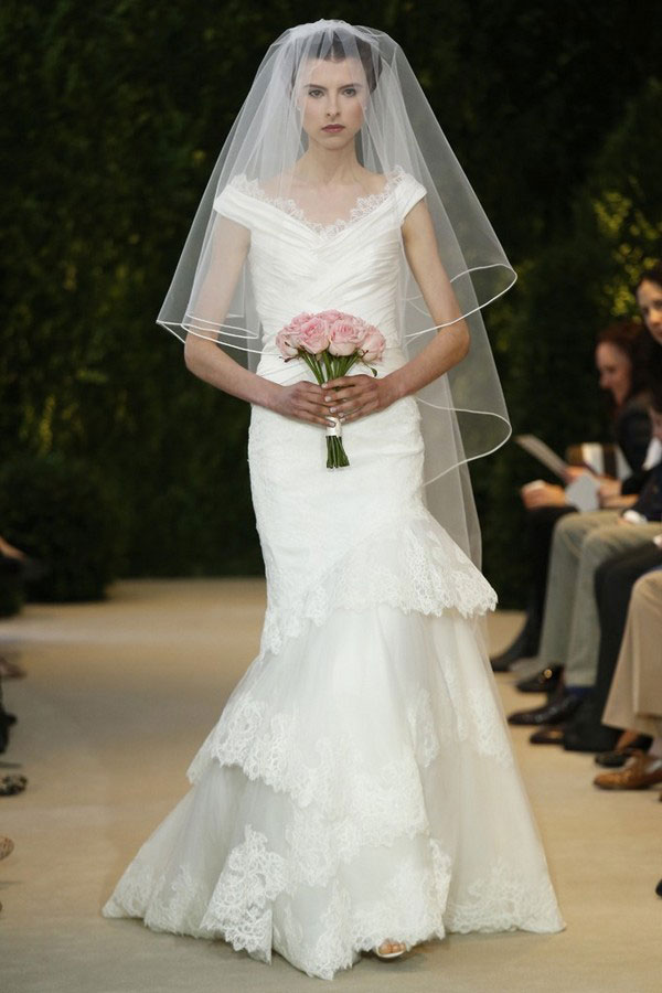 Carolina Herrera bridal collection for spring-summer 2014 (9)